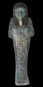 Image of Reproduction Egyptian Faience Ushabti (Funerary Sculpture)