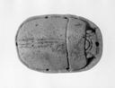 Image of Egyptian Faience Scarab