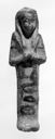 Image of Egyptian Faience Ushabti (Funerary Sculpture)