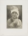 Image of Young Girl in Costume