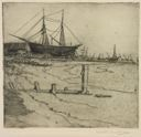 Image of Brig, Whitstable Beach