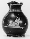 Image of Attic Red-Figure Chous (Miniature Wine Jug)  with Child