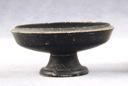 Image of South Italian Black-Gloss Bowl