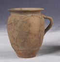 Image of Roman Cup with Incised Decoration