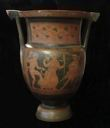 Image of South Italian Red-Figure Krater (Mixing Bowl)