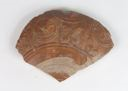 Image of Roman Central Gaulish Terra Sigillata Bowl Body Sherd with Relief Decoration