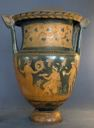 Image of Apulian Red-Figure Krater (Mixing Bowl)