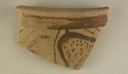 Image of Syrian Bull Krater (Mixing Bowl) Rim Fragment