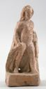 Image of Terracotta Figurine of a Standing Boy