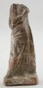 Image of Terracotta Figurine of a Standing Woman