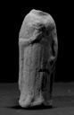 Image of Sicilian Terracotta Figurine of a Standing Woman