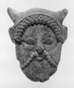 Image of Terracotta Head of a Satyr