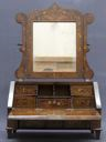 Image of Mahogany Dressing Case with Mirror