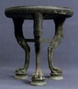 Image of Bronze Garden Table