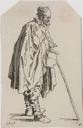 Image of Beggar with Couvet (a pot for storing embers) (Le Mediant au Couvt)
